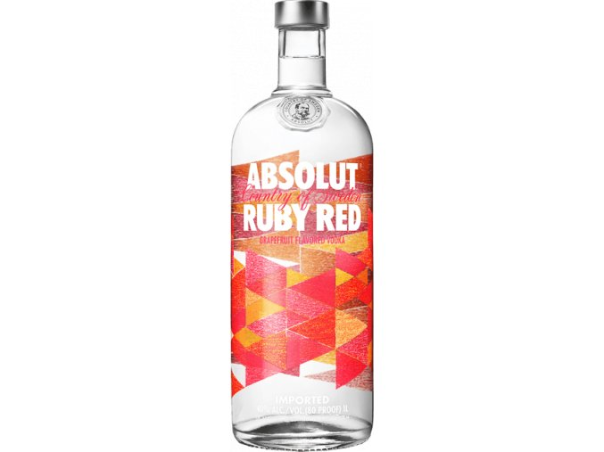 absolut ruby red web