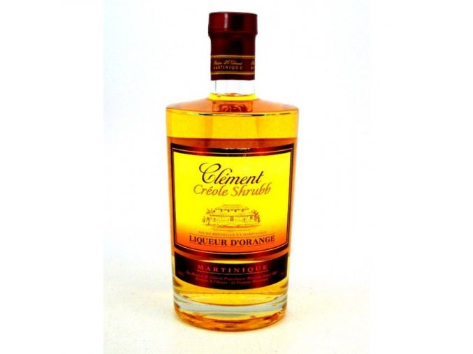 CLEMENT ORANGE LIQUEUR web