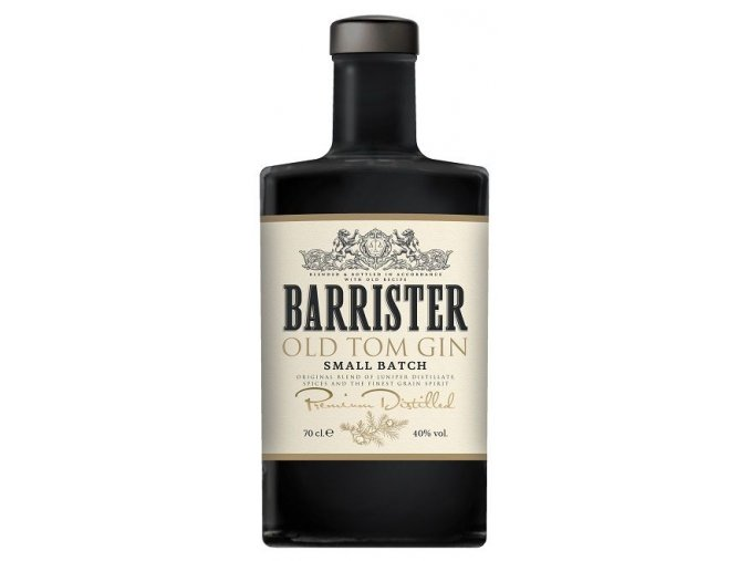 Barrister gin old tom