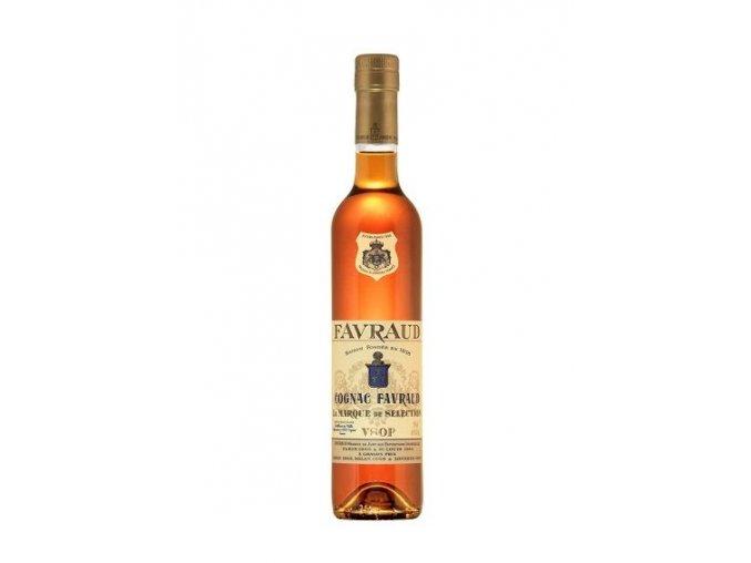 Cognac Favraud VSOP 0,5L