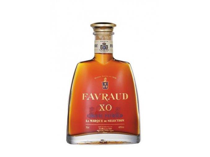 Cognac Favraud XO 0,7L