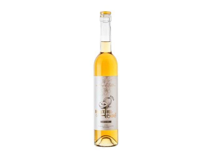 Marhulove ovocne vino original