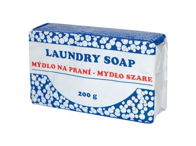 Atea mydlo na prani