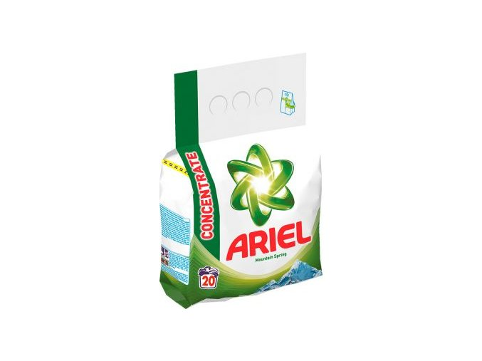 Ariel mountain spring 1,5 kg prášek na praní