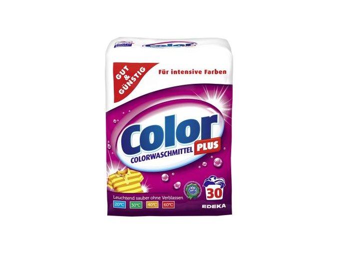 Edeka Color plus prací prášek
