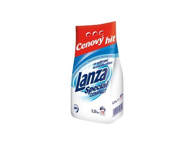 Lanza Special Compact prášek na praní 5,25 kg