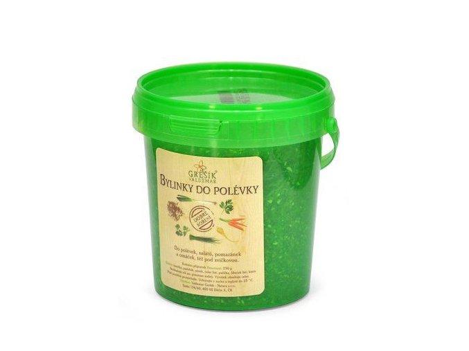 Bylinky do polévky 250g