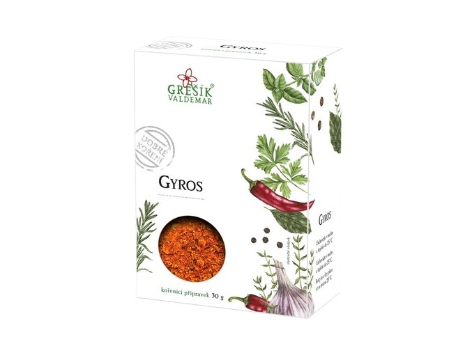 Gyros 30g