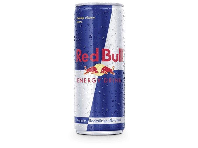 Red Bull plechovka web