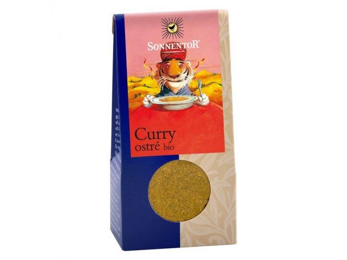 Curry ostré BIO 35 g