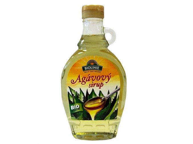 BIOLINIE agávový sirup BIO 236 ml