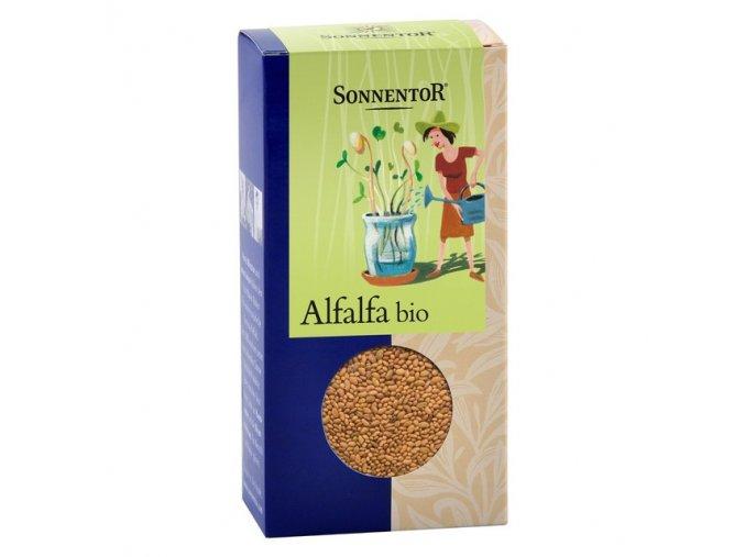 Alfa semena vojtěšky (Medicago sativa) BIO 120 g