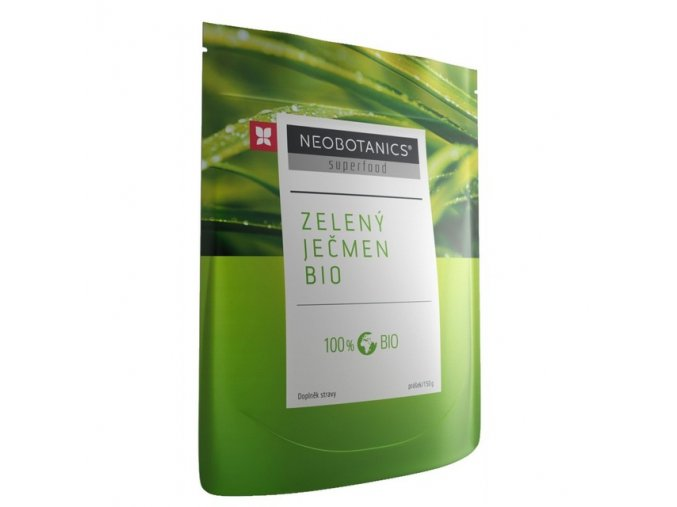 Ječmen zelený 150 g BIO