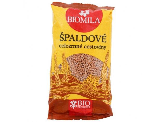Tarhoňa (špaldové těstoviny celozrnné) BIOMILA BIO 400 g