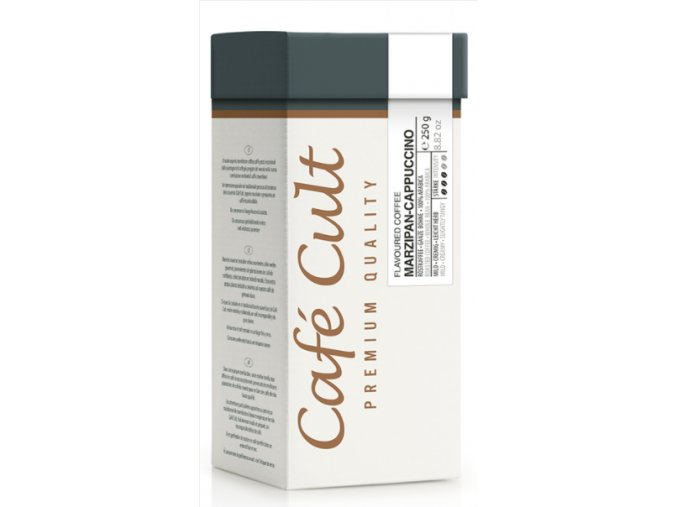 Cafe cult Marzipan Cappuccino 250g