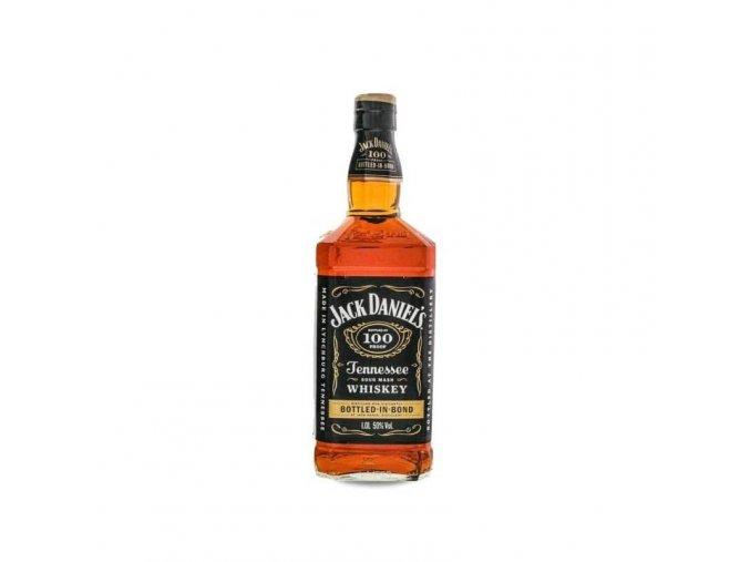 Jack Daniel´s Bottled in Bond 50% 1 l