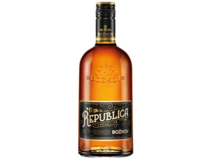 Bozkov Republica Exclusive 0,7l