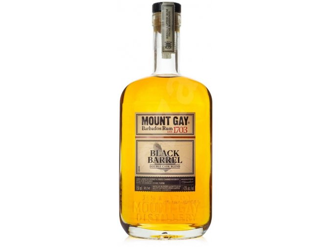 Mount Gay Black Barrel Double Cask 0,7l 43%