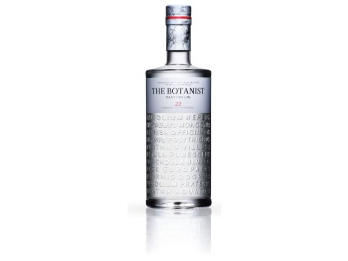 the botanist bottle big web