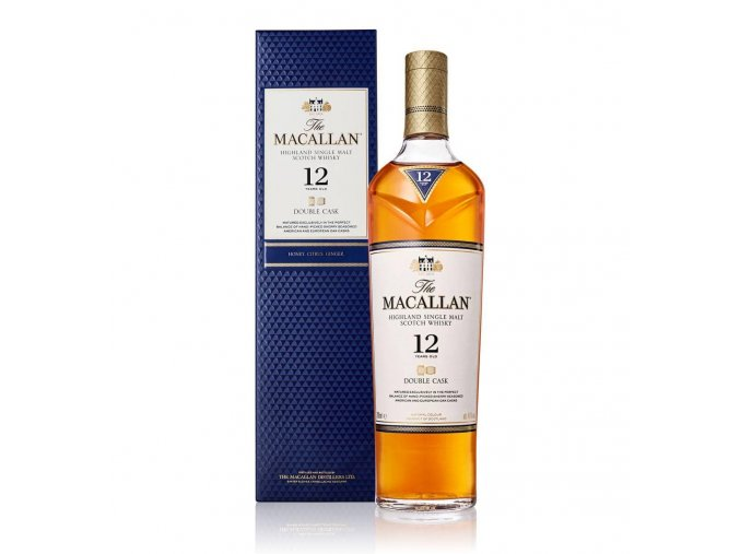 Macallan Double Cask 12y 40% 0,7l