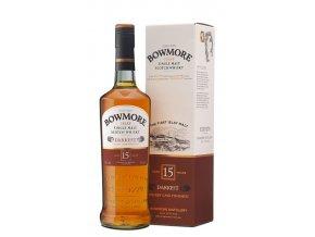 Bowmore 15yo web