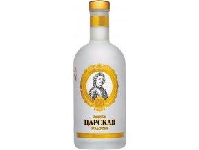 Carskaja zlatá vodka