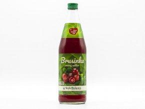 Brusinkovy nektar style bohemia 0,75l