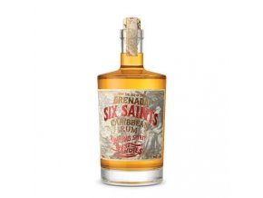 six saints carribean rum web