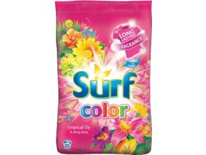 Surf Color Tropical Lily & Ylang Ylang prášek 20 dávek
