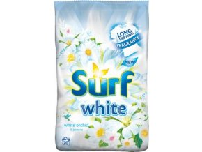 Surf White Orchid & Jasmine prášek na praní 20 dávek