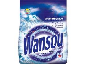 Wansou Mountain Sky 1,4 kg prášek na praní
