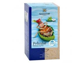 Čaj porcovaný BIO - Pohodář   27 g SONNENTOR