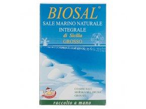 BIOSAL Mořská sůl hrubá 1 kg