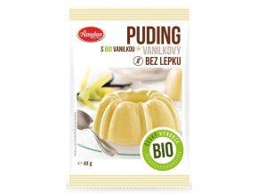 Puding vanilkový BEZLEPKOVÝ Amylon BIO 40 g