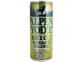 Energetický nápoj ALPEN YOD´L BIO 250 ml