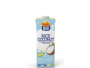 Rýžový nápoj kokosový Isola BIO 250 ml
