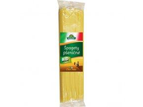 BIOLINIE Špagety pšeničné bílé BIO 500 g