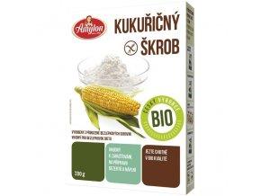 Kukuřičný škrob Amylon BIO  BEZLEPEK 200 g
