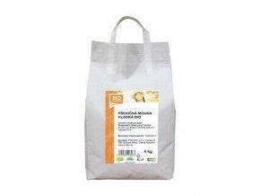 Pšeničná mouka hladká BIO  1 KS (4 kg)