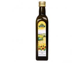 BIOLINIE slunečnicový olej lis.za studena BIO 0,5 l