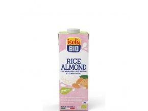 Rýžový nápoj mandlový Isola BIO 250 ml