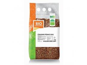 Pšenice červená BIO 1 ks (3 kg)