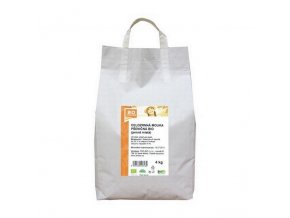 Celozrnná mouka pšen. (jemně mletá) BIO - 1 KS (4 kg)