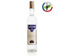 Sudličkova Slivovice 0,5l 40%