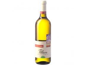 Víno bílé Pálava ročník 2017 Válka - výběr z hroznů (polosladké) 750 ml BIO VINAŘSTVÍ VÁLKA
