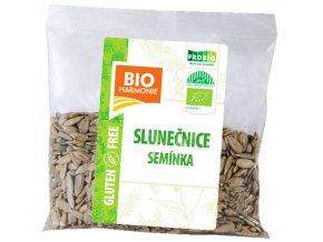 Slunečnicová semena BIO (loupaná) 250 g