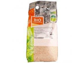 Rýže dlouhozrnná natural BIO 1 KS (3 kg)
