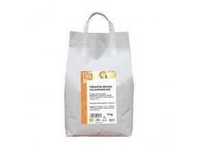 Mouka pšeničná polohrubá 4 kg BIO BIOHARMONIE