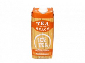 tea on the beach mango ananas 0,5l