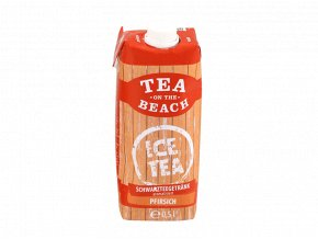 tea on the beach broskev 0,5l